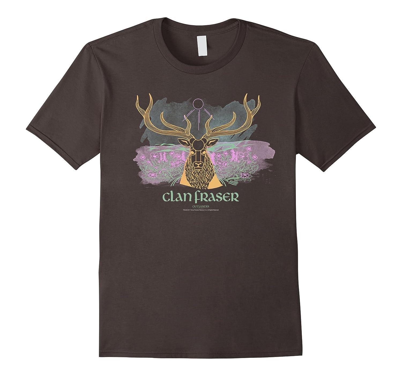 Outlander Clan Fraser Elk in Field-ANZ