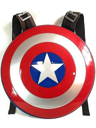 Marvel Captain America Civil War Shield Backpack