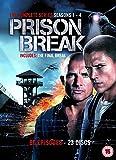 Prison Break - Complete Season 1-4 (New Packaging) [DVD]
