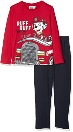 Nickelodeon Boys Paw Patrol Ruff Pyjama Sets