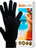 Exfoliating Gloves 4 Pairs Full Body Scrub Exfoliator Great for Bath or Shower Exfoliation for Skin Care - Body Exfoliation Glove Tan Remover- (Packaging May Very)