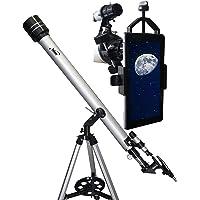 Télescope refracteur 900-60 de Seben Big Pack incl. +Seben adaptateur smartphone portable Digiscoping Adapter DKA5