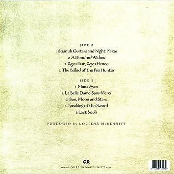 Loreena Mckennitt Lost Souls Lp Amazon Music