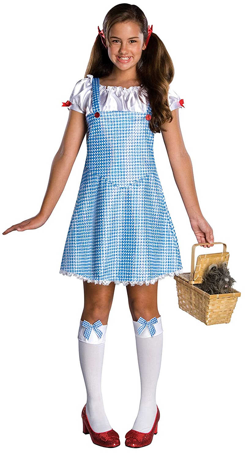Rubie S Wizard Of Oz Tween Dorothy Costume