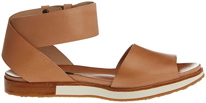Womens S500 Restored Skin Wood Cortese Sandals with Ankle Strap Neosens 6an6gxOa