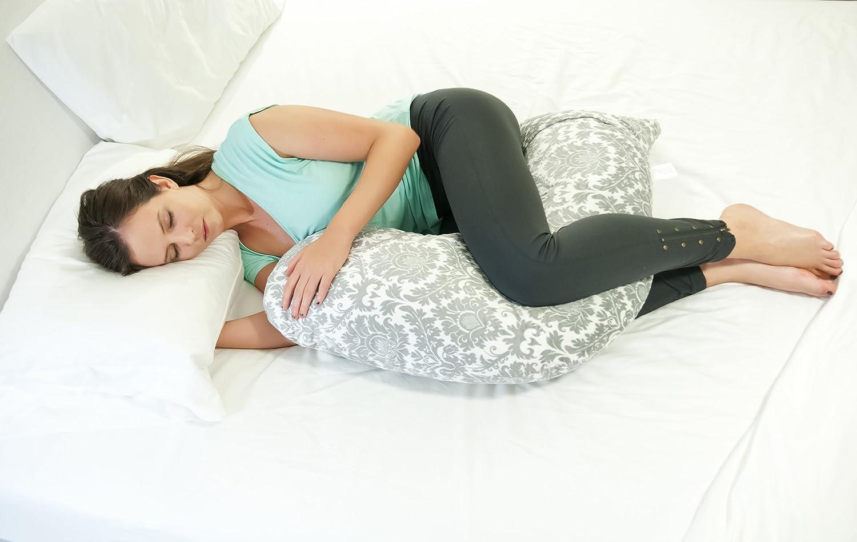 Dynasty Pink Luna Lullaby Bosom Baby Nursing Pillow