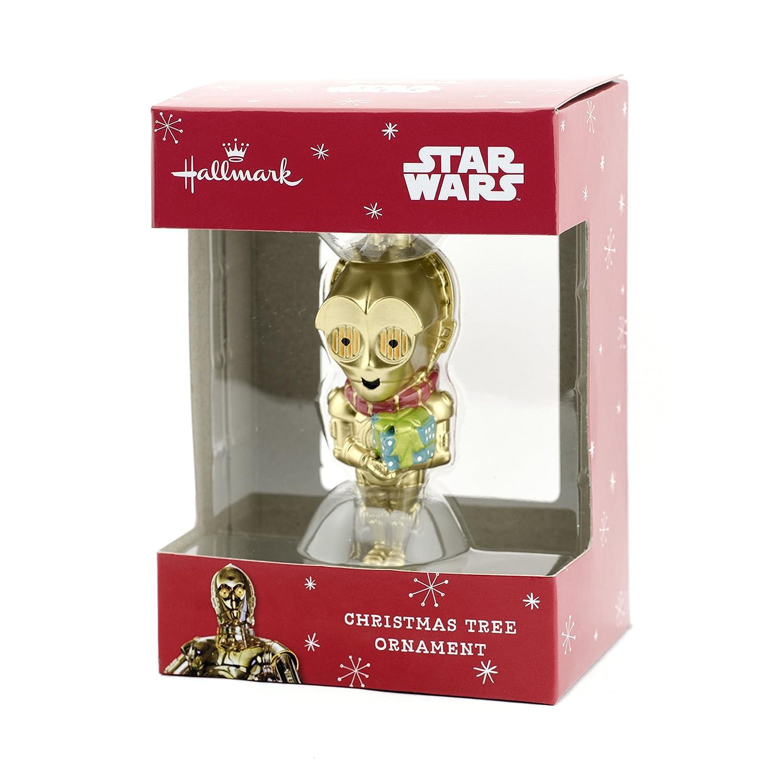 Amazon Hallmark Lucas Star Wars C3P0 Ornament Home & Kitchen