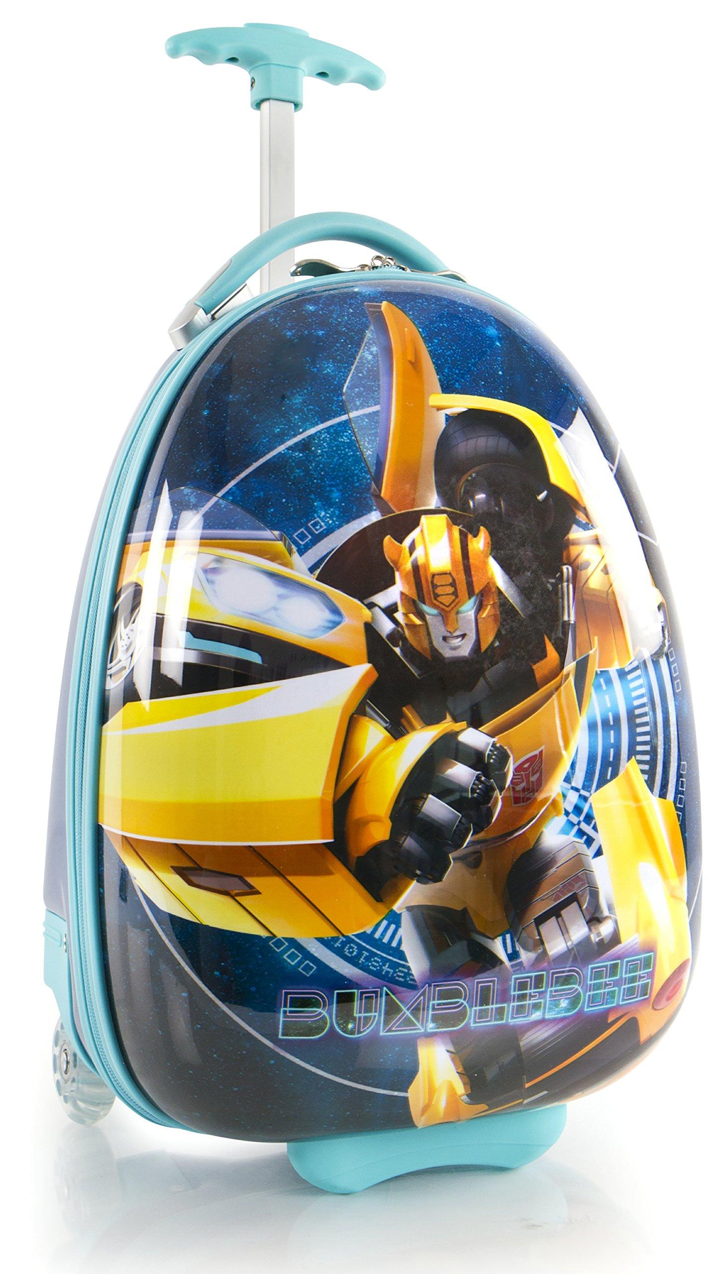 Heys America Egg Shape Transformers Luggage