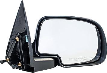New Driver Manual Operated Door Mirror For Chevy Silverado//GMC Sierra 1999-2006
