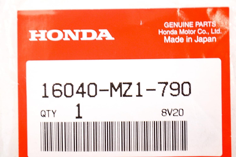 Honda 16040-MZ1-790 GASKET SET B QTY 1