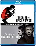 2 Movies Collection: The Girl in the Spider's Web + The Girl with the Dragon Tattoo (2-Disc)