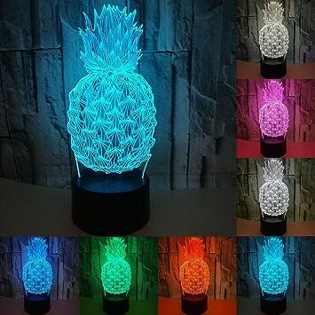 Kreative 3D Pudel Form Led Nachtlicht USB Bunte Sichtbare Hund Tischlampe Lampara Nacht Schlaf Beleuchtung Schlafzimmer Dekor Geschenke