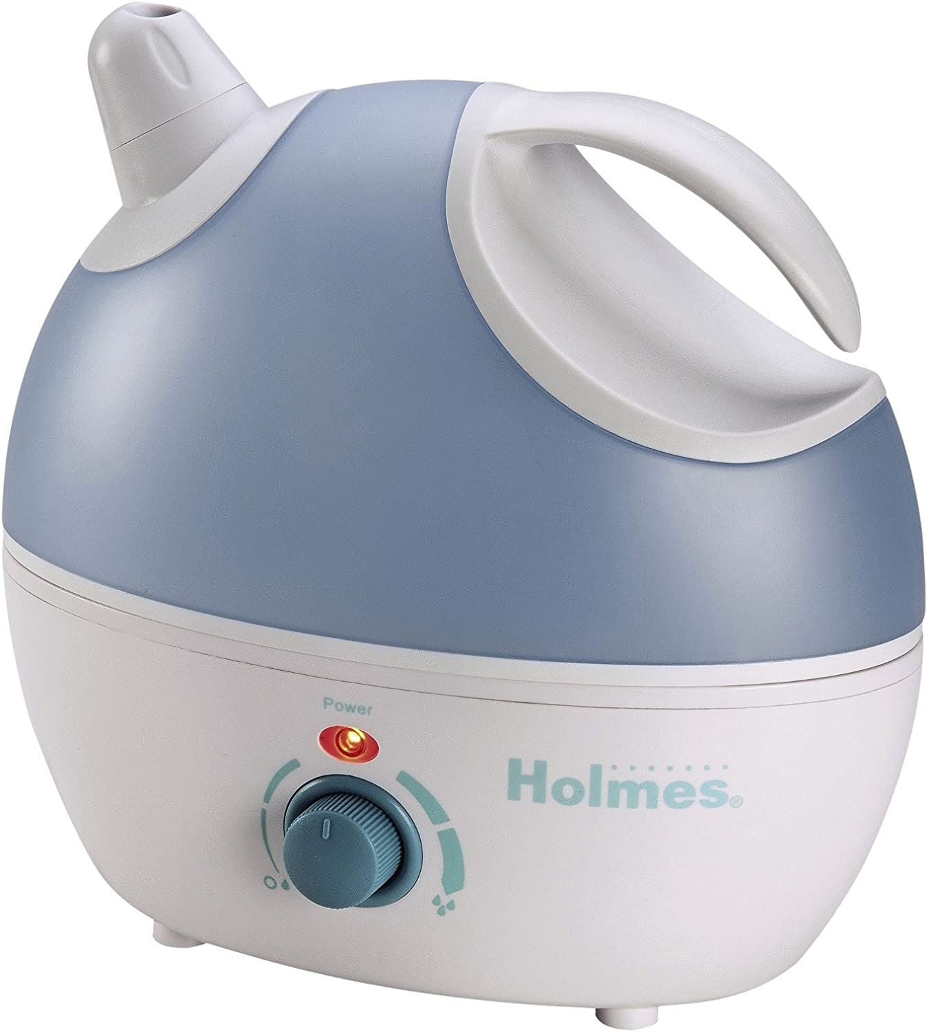 Holmes Personal Ultrasonic Humidifier HM500TG, 0.4 Gal