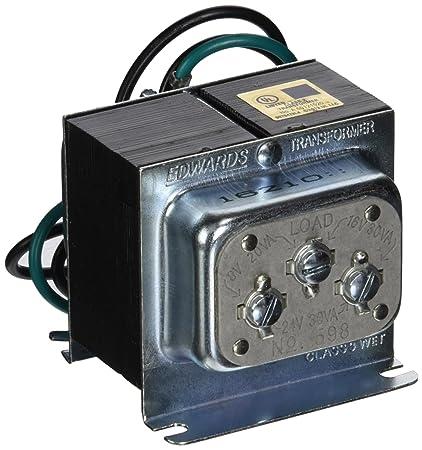 81o4%2BMDL2kL._SY450_ amazon com edwards signaling 598 120v 8 16 24v 30w transformer