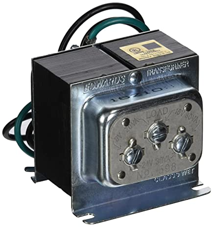 Edwards Signaling 598 120V 8/16/24V 30W Transformer - Security And ...