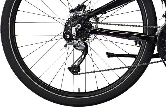 Tern Joe P27 27,5 Black/Red 2017 Bicicleta Plegable: Amazon.es ...