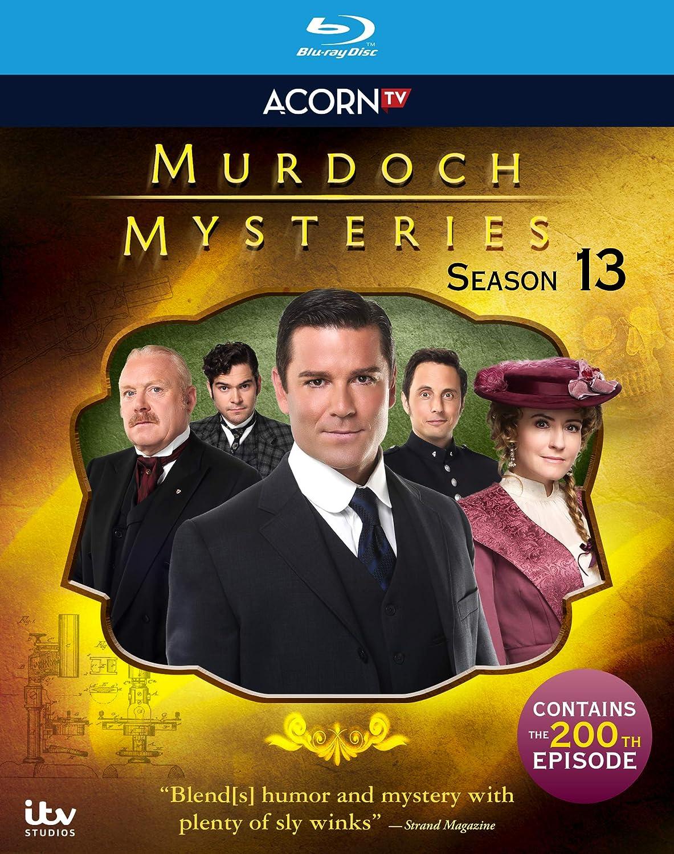 Murdoch Mysteries, Season 13 [Blu-ray]
