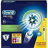 Oral-B Pro 690 Duo Brosse à Dents Electrique