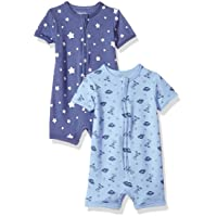 Ultimate Baby Zippin 2 Pack Rompers