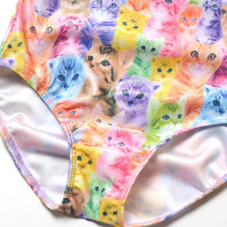 Gymnastics Leotards for Girls Sparkly Unicorn Outfits Matching Hair Scrunchie