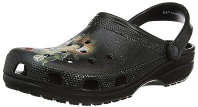 39d3780f843e Crocs Unisex Classic Star Wars Clog Black Clog Mule Men s 11