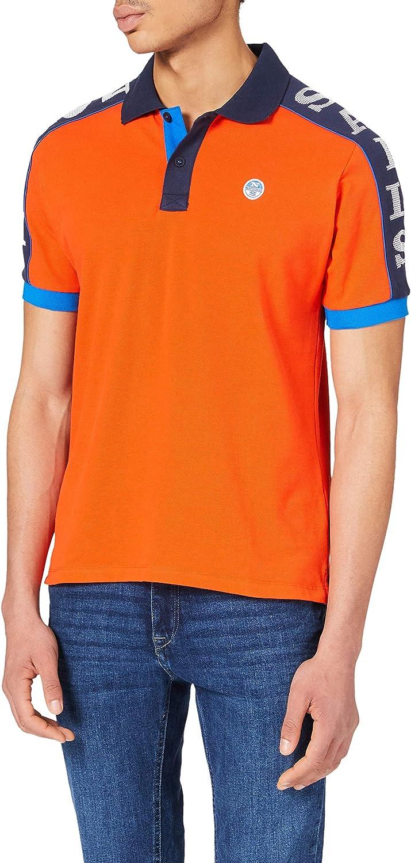 NORTH SAILS Polo S/S W/Logo Camisa Hombre