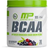 MusclePharm BCAA Powder, 6 Grams of BCAAs Amino Acids, Post Workout Recovery Drink for Muscle Recovery and Muscle…