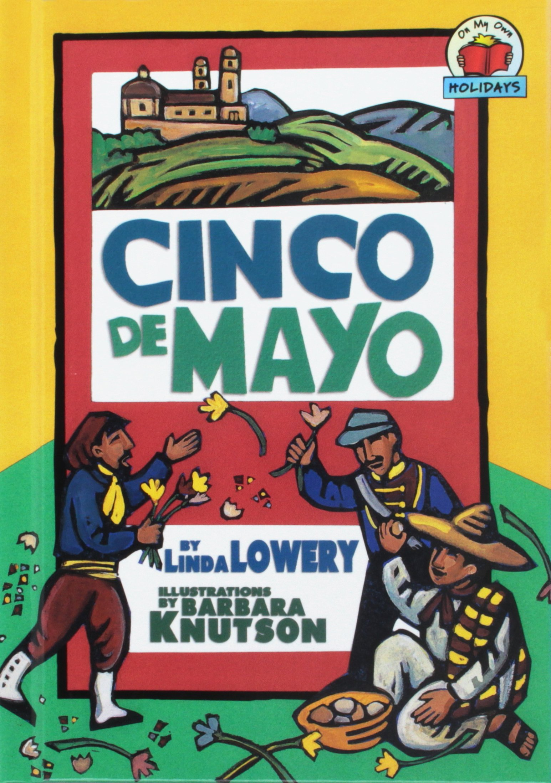 Read Online Cinco de Mayo, El [With CD (Audio)] (On My Own Holidays) (Spanish Edition) pdf epub