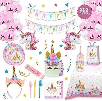 Unicorn Theme Unicorn Decor Unicorn Party Decorations Unicorn Party Cutlery Unicorn Birthday Unicorn Tableware Pastel Unicorn