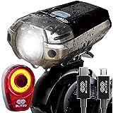 BLITZU Gator 390 USB Rechargeable LED Bike...