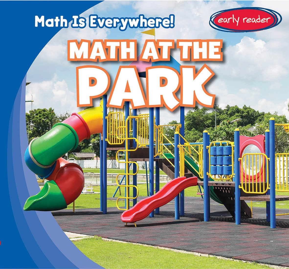 amazoncom math at the park math is everywhere 9781482446234 claire romaine books
