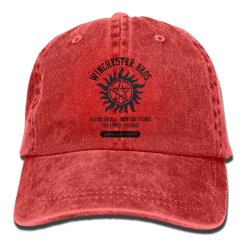 Saving People Hunting Things Supernatural Adult Noveity Cowboy Hat