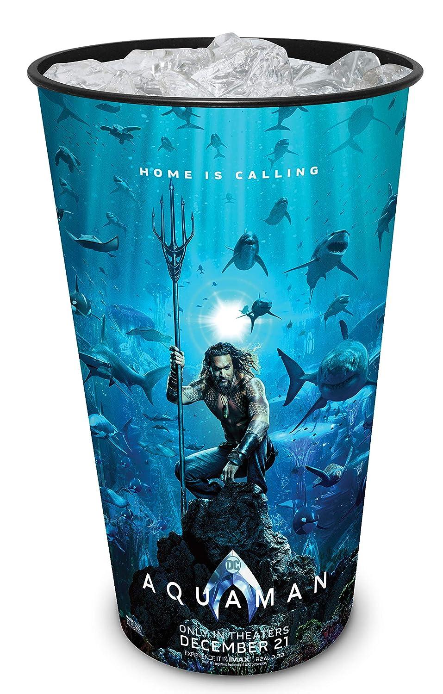 DC Comics: Aquaman 2018 Movie Theater Exclusive 44 oz Plastic Cup
