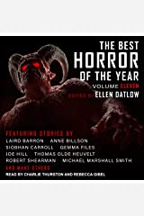 The Best Horror of the Year: Volume Eleven: Best Horror of the Year Series, Book 11 Audible Audiobook