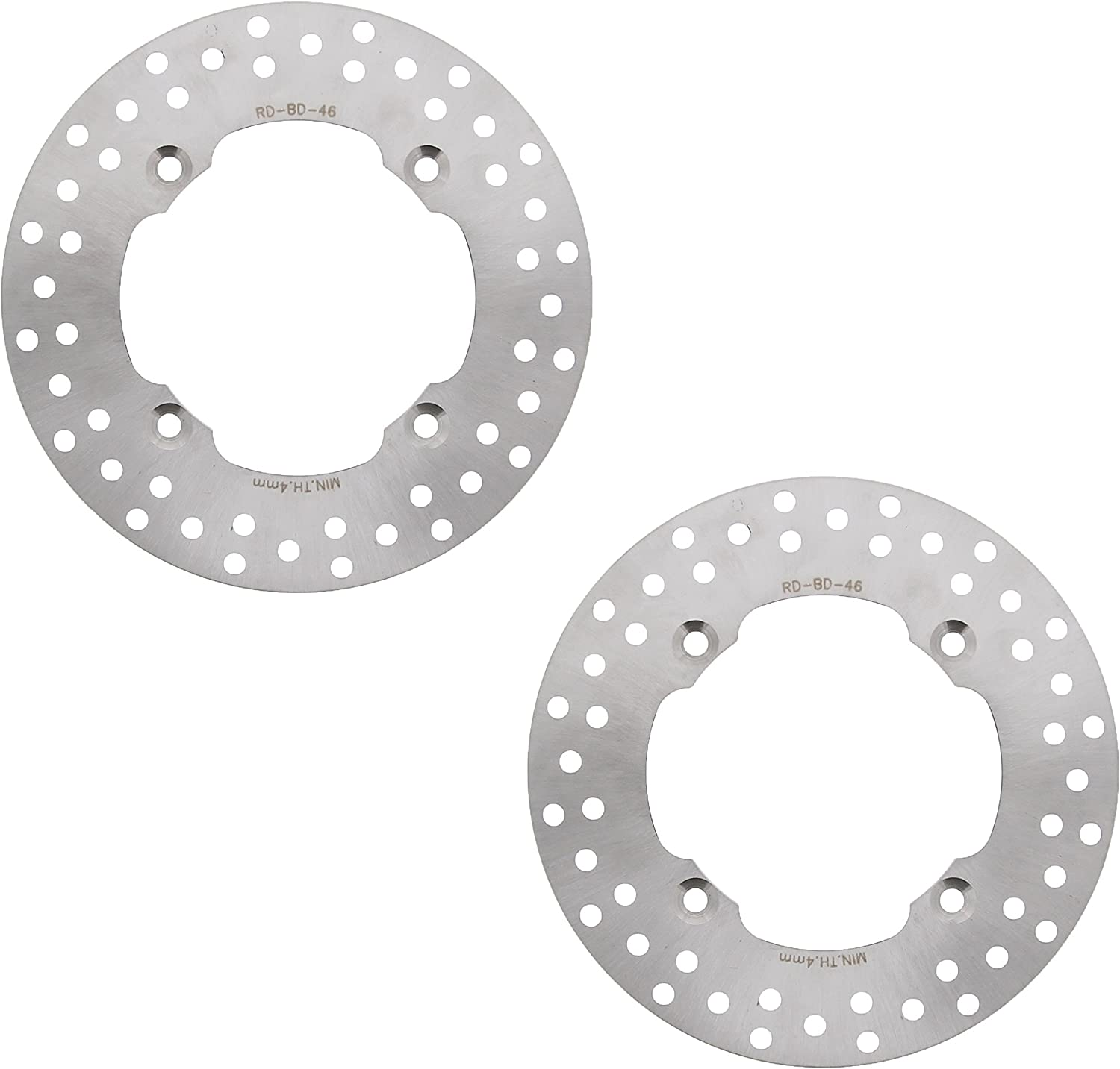 2014 2015 2016 fits Can-Am Maverick Max 1000R 4x4 Front Brake Rotors Discs X2