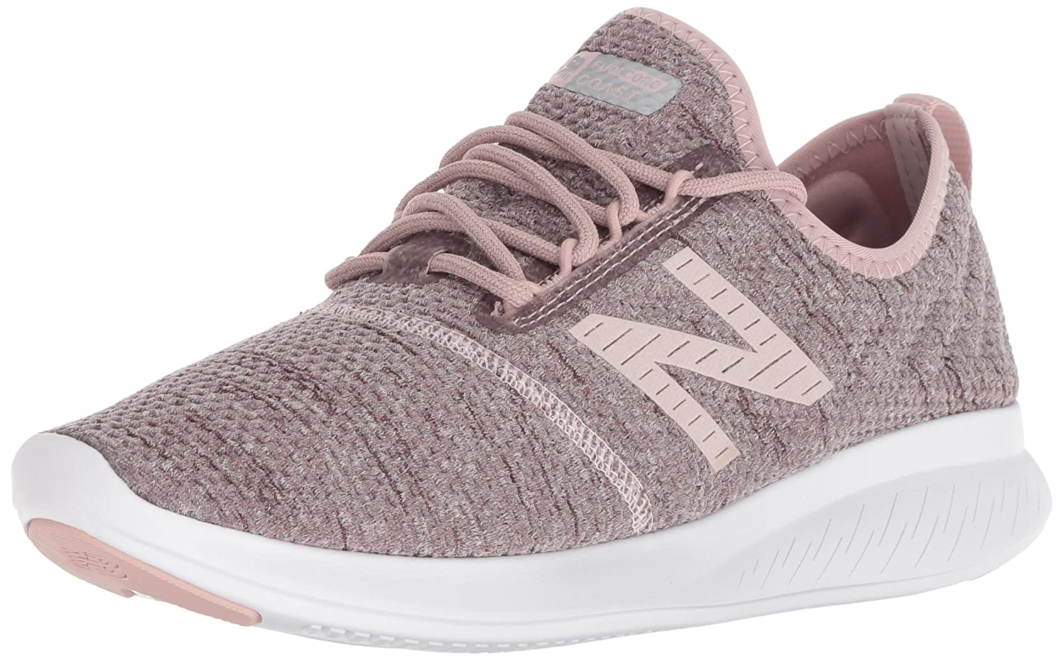 New Balance Women's Coast V4 FuelCore Running Shoe B0771GX6L7 8.5 B(M) US|Conch Shell