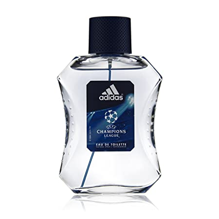 montar insuficiente Arrepentimiento  Amazon.com : Adidas Uefa Champions League, 3.4 Fl Oz : Beauty