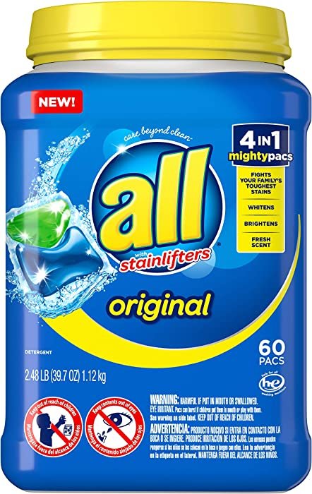 Top 10 Seventh Laundry Detergent Prime Pantry