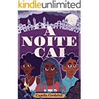 A noite cai (Portuguese Edition) book cover