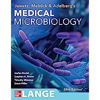 Jawetz Melnick & Adelbergs Medical Microbiology 28 E