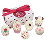 Bomb Cosmetics Little Box of Love Gift Pack [Packaging may vary]