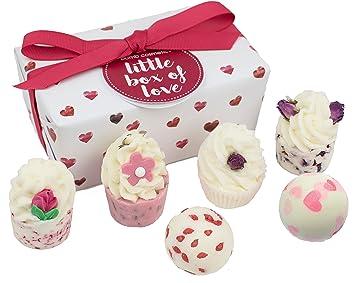 Bomb cosmetics little box of love handmade bath melts ballotin bomb cosmetics little box of love handmade bath melts ballotin gift pack negle Gallery