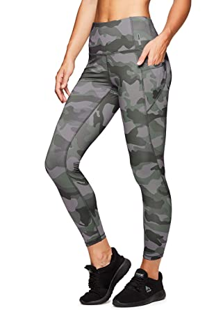 fc28bac7e7b51 RBX Active Women's Camo Workout Yoga Leggings at Amazon Women's ...