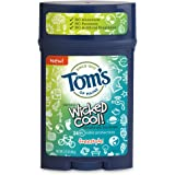 Tom's of Maine - Wicked Cool! Natural Deodorant for Boys Freestyle