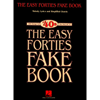 The Easy Forties Fake Book (Fake Books) book cover
