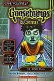 Zombie School (Give Yourself Goosebumps, No 40)