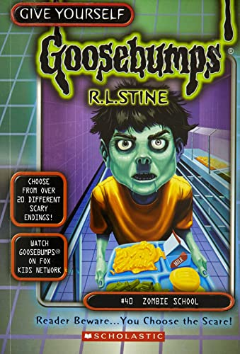 Zombie School (Give Yourself Goosebumps - 40)