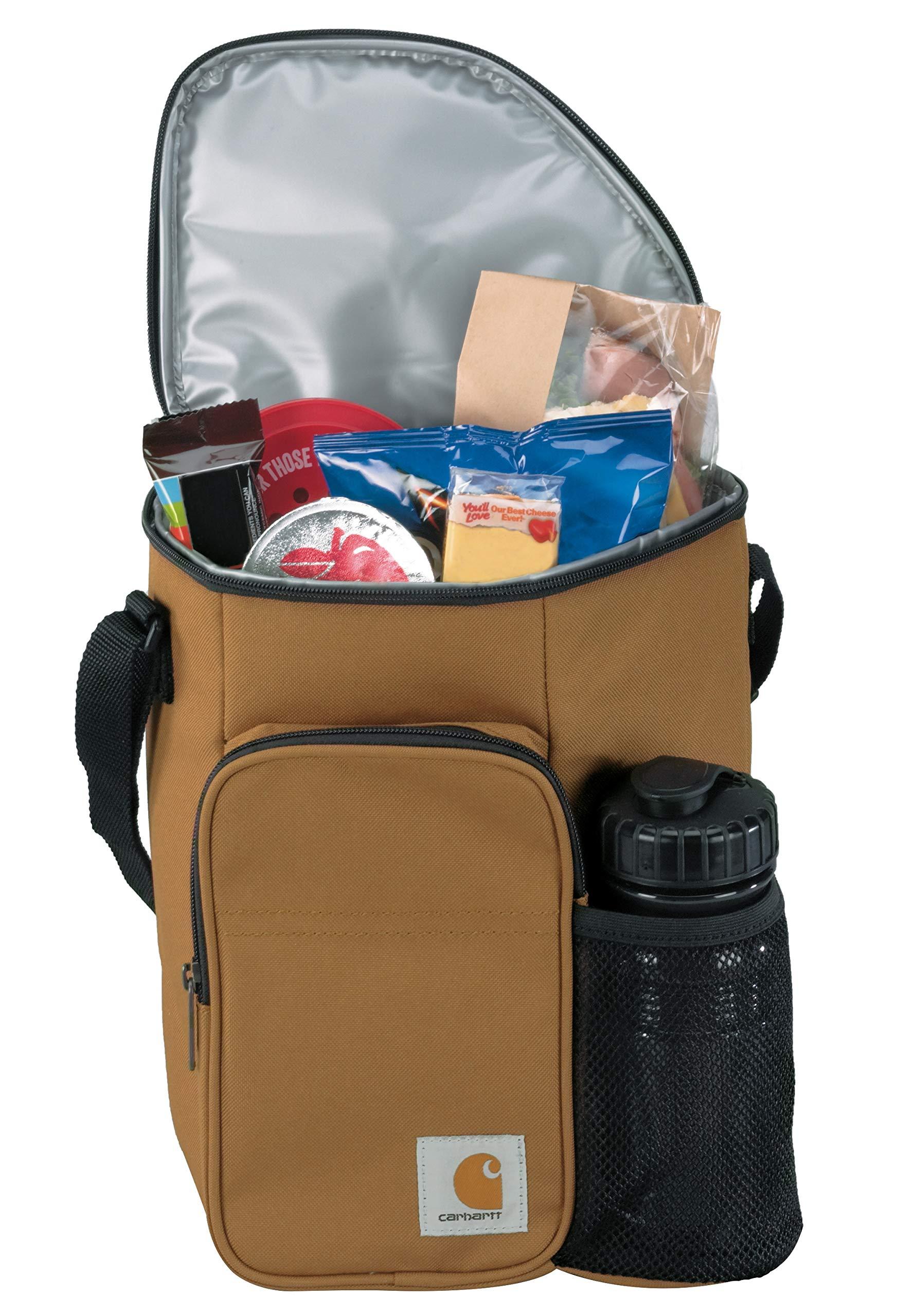 753dfad56702 Carhartt Unisex Vertical Lunch Cooler w/Water Bottle