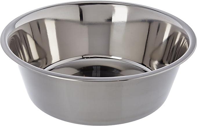 Kerbl Tazza in Acciaio Inox con Supporto 300/ml//9/cm