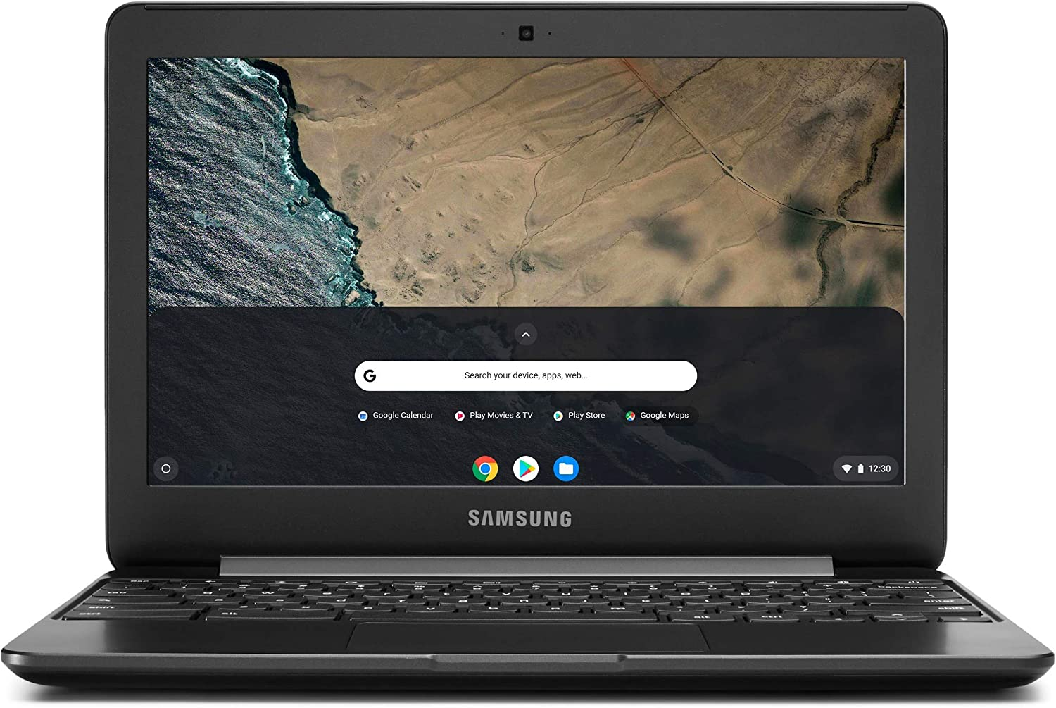 Samsung XE500C13-S02US 11.6″ Chromebook Intel Celeron N3060 4GB RAM 16GB eMMC ( Renewed)